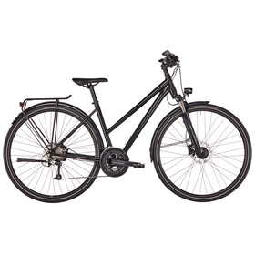 Diamant Elan Sport Bicicletta da trekking Donna nero